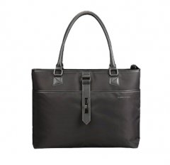 "Kingsons Ladies Shoulder Laptop Bag 15.6"" (Black)  KS3152-BK"