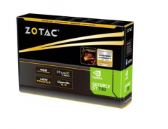 Zotac Geforce 4GB GT730 DDR3 VGA