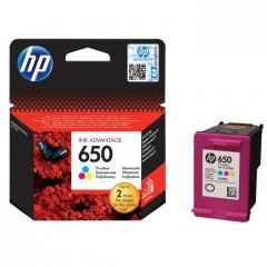 HP Ink 650 Color