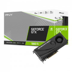 PNY GeForce GTX 1660 Ti 6GB