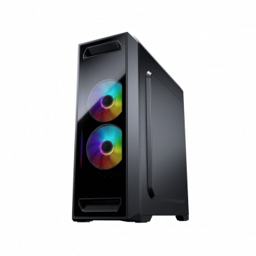 Cougar MX350 RGB Mid Tower Case